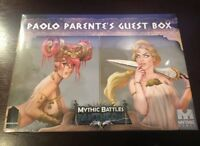 IN HAND Mythic Battles Pantheon Kickstarter Paolo Aphrodite Circe Kingdom Death
