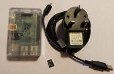 Raspberry Pi Modelo B + 512 MB + PSU Y Estuche