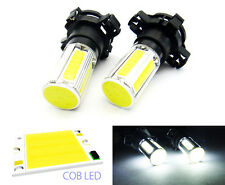 2x 25W COB LED PY24W 5200 for BMW Mercedes VW Audi Front Turn Signal Light Bulb