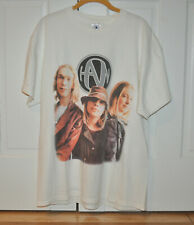 VERY RARE OFFICIAL Hanson Albertane Tour Shirt! Size LARGE!