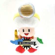 Captain Toad: Treasure Tracker Peluche super mario pupazzo toadette doll miner