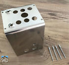 MAMOD STAINLESS STEEL ENGINE COWLING FOR MAMOD  STEAM MODEL FIRE BOX RIVETS