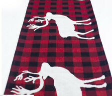 Table Runners Tablecloth  Wedding Christmas Elk Deer Party Decoration Decoration