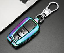 For Toyota RAV4 2019 2020 2021 color Aluminum alloy Smart Key Case Cover Holder