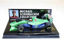 Michael Schumacher Jordan F1 1991 Edition 43 Nr.29 Minichamps Nr: 510914332