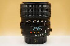 MINT Minolta MD Zoom 35-70mm f3.5 Macro