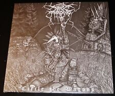 Darkthrone: Circle The Wagons LP Vinyl Record 2010 Peaceville Recs Germany NEW