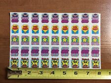 School positivtiy Stickers 6 Sheets