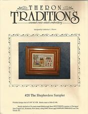 The Shepherdess Sampler #20 - Theron Traditions - Cross Stitch Pattern