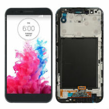 For LG Stylo 3 Plus TP450 MP450 Touch Screen Digitizer LCD Display + Frame