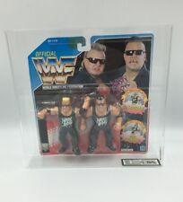 WWF Hasbro Nasty Boys Series 4, 1992 Carded Figure-UKG not AFA graded - RARE!