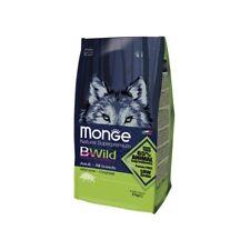 Monge Bwild Adult Cinghiale 7,5 kg Per Cani