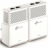 TP-Link Wired Network Smart Home Gigabit Powerline Ethernet Adapter Kit AV1000