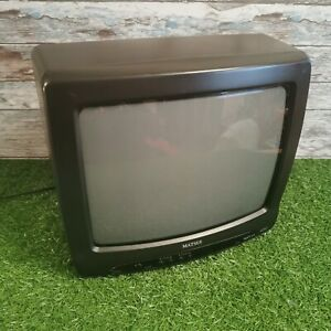 Matsui 14 Inch Colour Retro Gaming Vintage TV Tested Working - Model 1407s