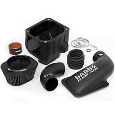 FITS 13-14 CHEVY GMC 6.6L Diesel BANKS RAM-AIR INTAKE SYSTEM WITH DRY FILTER..
