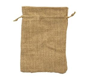 Natural Hessian Bags for Gifts/Party Favours - Various Sizes