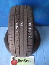 gomme pneumatici usati  205/45 r17 bridgestone re050 a potenza 205 45 17 -E501