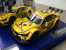 "Carrera Digital 132 30740 BMW M4 DTM ""T. Glock No. 16"" , 2015 OVP"