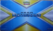 POKEMON MEGA METAGROSS PLAYMAT - FROM THE SHINY METAGROSS EX COLLECTION BOX SET