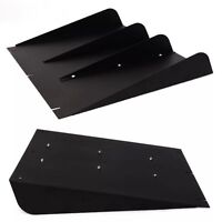 Universal Rear Diffuser Kit Under body spoiler Increased down force reduce drag