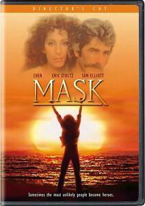 Mask Special Edition Directors Cut DVD Cher Eric Stoltz Peter Bogdanovich New