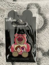 Disney Pin - Lotso - Toy Story - Hong Kong Disneyland