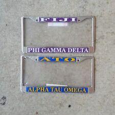 Fraternity Border Tags: Kappa Sigma