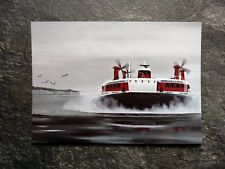 Hoverlloyd SRN4 'Swift' Limited Edition Postcard