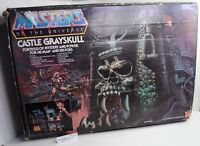 MOTU, Castle Grayskull Box Only, Masters of the Universe, He-Man, vintage