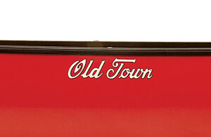 Old Town Canoe Original OEM Decal