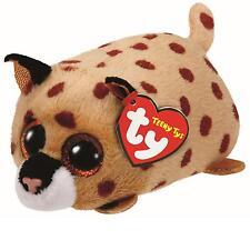 Ty Beanie Babies 42167 Teeny Tys Kenny the Lynx