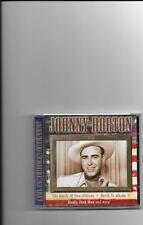 "JOHNNY HORTON, CD ""ALL AMERICAN COUNTRY""  NEW SEALED"