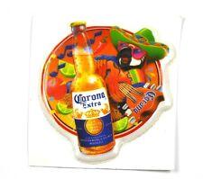 Corona Extra Bier USA Aufkleber Sticker Decal Flasche Papagei