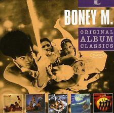 Original Album Classics - 5 DISC SET - Bony M (2011, CD NEUF)