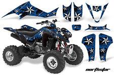 ATV Decal Graphic Kit Wrap For Suzuki LTZ400 Kawasaki KFX400 2003-2008 NSTAR W U
