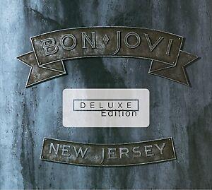 BON JOVI - NEW JERSEY (2CD DELUXE EDITION) 2 CD NEUF