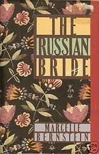 The Russian Bride a novel by Marcelle Bernstein EXC++
