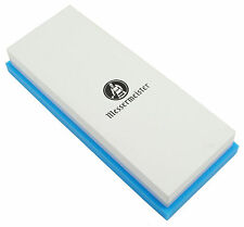 Messermeister 2-sided Water Sharpening Stone 2000/5000 - Knife & Blade Sharpener