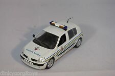 NOREV RENAULT CLIO CIRCULATION POLICE NEAR MINT