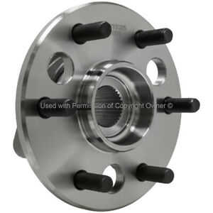 Wheel Bearing and Hub Assembly Front Quality-Built WH515001