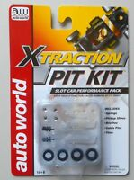 HO X-Traction Slot Car Performance PIT KIT HO SCALE RACING SLOT CAR ACCESSORY