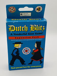 New Dutch Blitz Card Game PA Dutch Family Card Game Expansion Pack