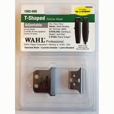 Wahl 1062-600 Adjustable T-shaped Trimmer Blade Set