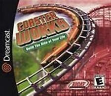Coaster Works (Dreamcast) NEW & SELAED!!!