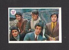 Los Sirex 1969 Pop Rock Music Card from Spain