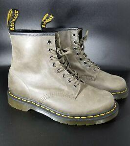 Dr Martens Air Wair 24540 GV12T Leather Boots Men's Size 9 Women's Size 10