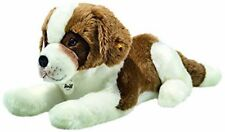 Steiff 079627 Bernhard Saint Bernard Plush Animal Toy Brown/white