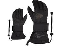 Ziener Herren Snowboard Handschuhe MAXIMUS AS® glove SB schwarz
