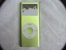 ipod green nano 4GB a1199 for repair or parts