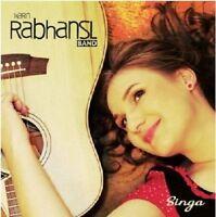 KARIN RABHANSL - SINGA  CD  11 TRACKS DEUTSCH-POP  NEU